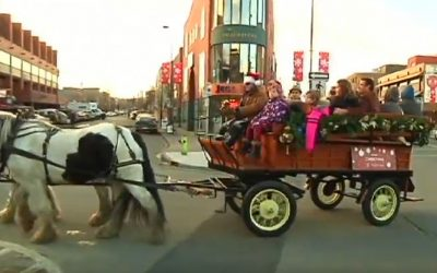 Christmas in Kensington Intervew