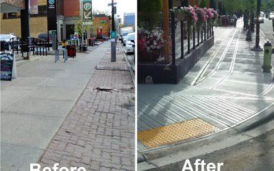 Streetscape Revitalization Project