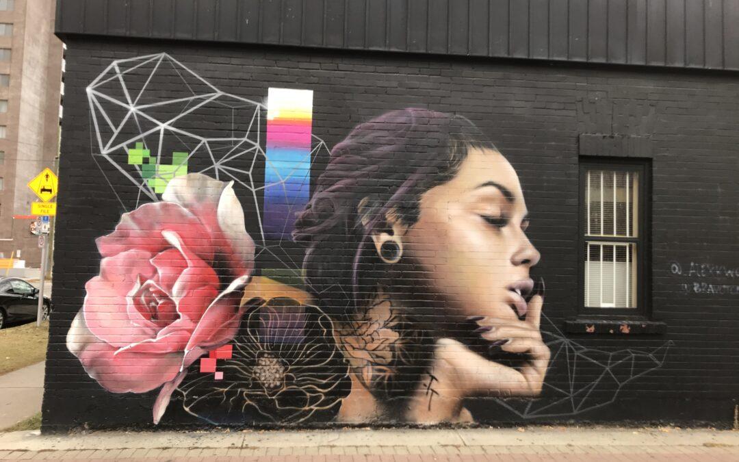 """""""Geo's"""" Mural"""