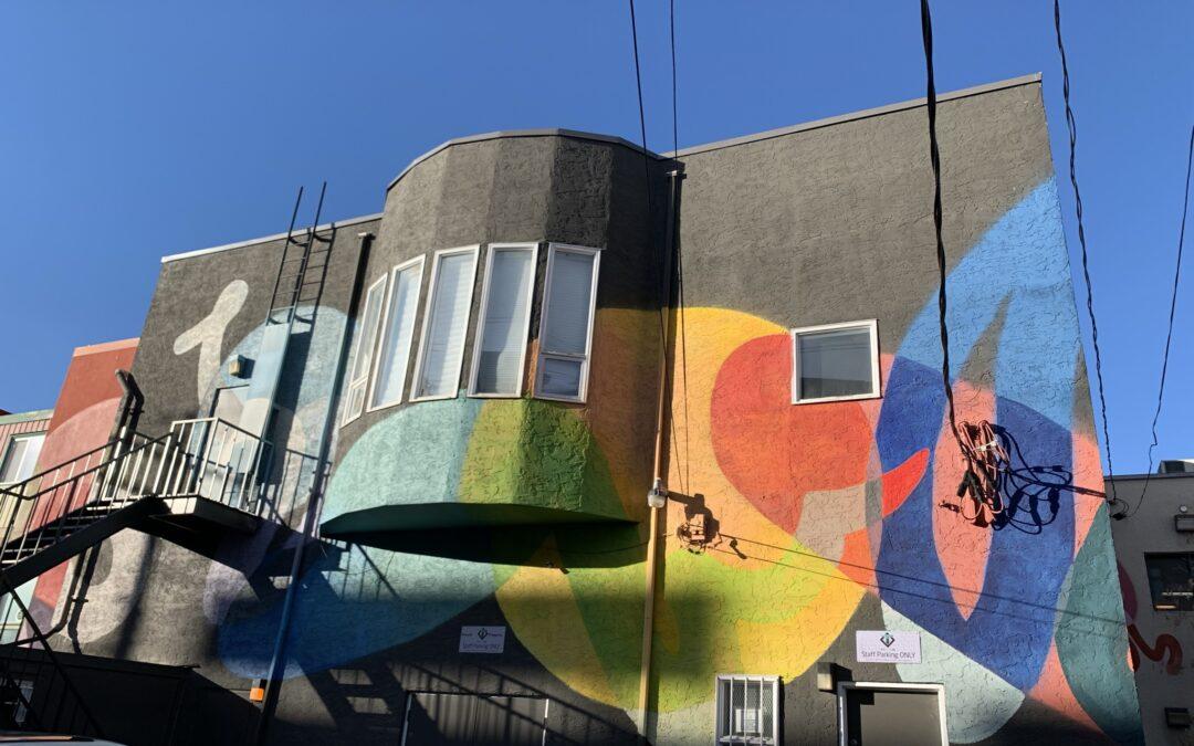 Heritage Homes Mural
